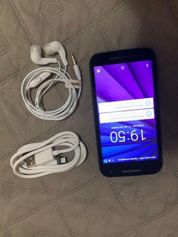 Motorola moto G3 16gb conservado - Foto 3