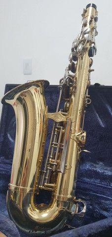 Saxsofone Alto Yamaha YAS-25 - Foto 4
