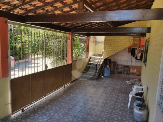 Casa com 3 dormitórios à venda, 170 m² por R$ 400.000 - Centro (Manilha) - Itaboraí/RJ - Foto 4