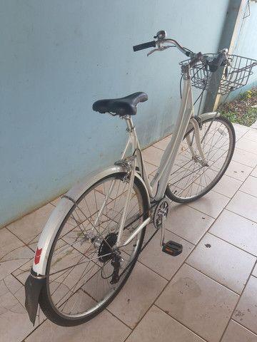 Bicicleta seminova specialized daily Feminina de passeio ideal para lugares planos  - Foto 3