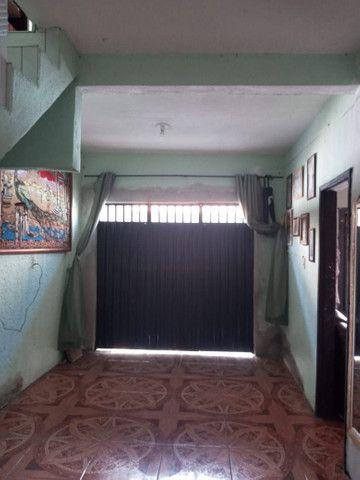 Casa duplex 5 quartos 2 banheiros sala cozinha área de serviço garagem poço de água - Foto 5
