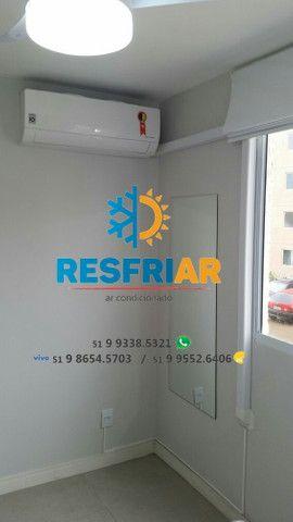 Instalação de ar condicionado split - Foto 5