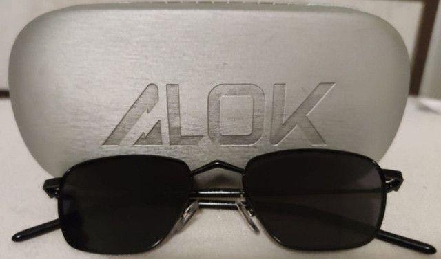 Óculos de sol Chilli Beans<br>versão ALOK