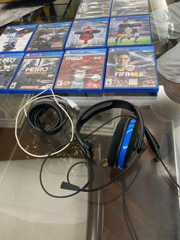 Vendo PS4 melhor custo benefício  - Foto 4