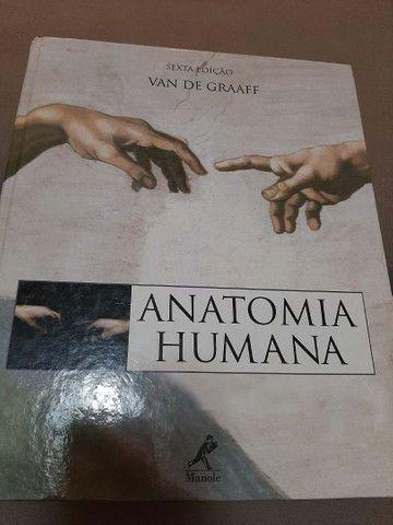 Livros Anatomia e Farmacologia (3 livros) - Foto 4