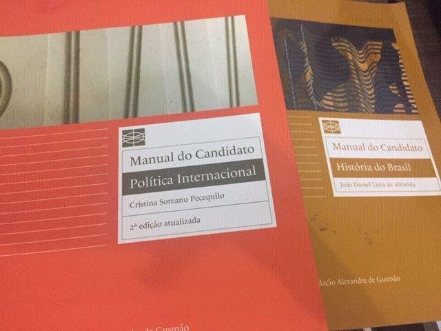 Manual do Candidato Cacd Política Internacional e História do Brasil