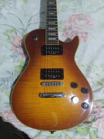 Guitarra washburn less pool windlx - Foto 3