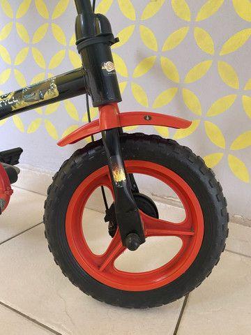 Bicicleta infantil (semi nova) - Foto 4