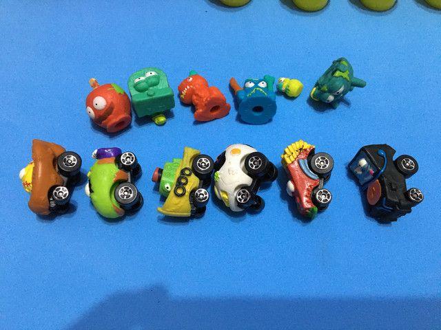 Brinquedo Trash Pack lote - Foto 5