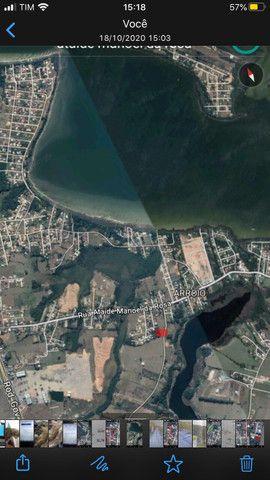 Vendo ou troco terreno Ibiraquera em Imbituba-SC por imóvel na praia do sonho-Palhoça - Foto 6