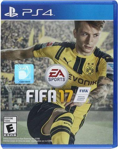Jogo Fifa 17 Playstation 4 Ps4 Mídia Física Perfeito Estado