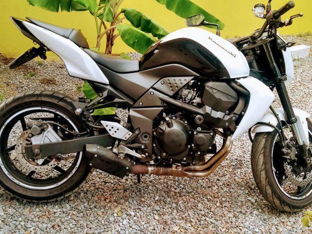 Moto Z750 2010  Baixei para vender urgente - Foto 2