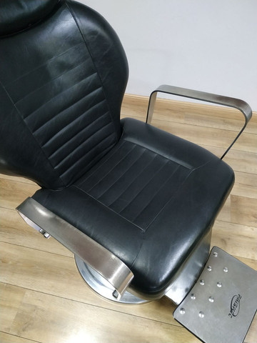 Cadeira Barbeiro Prismec Lord  - Foto 3