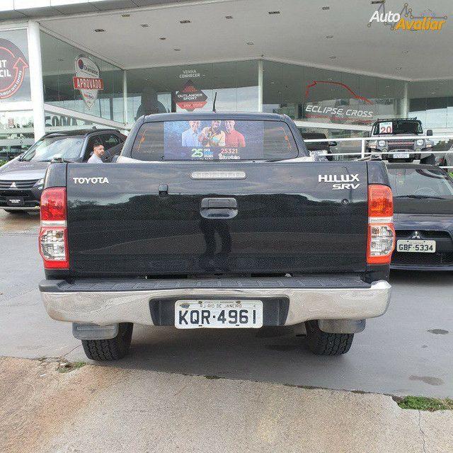 Hillux Srv 2015 diesel automática - Foto 2