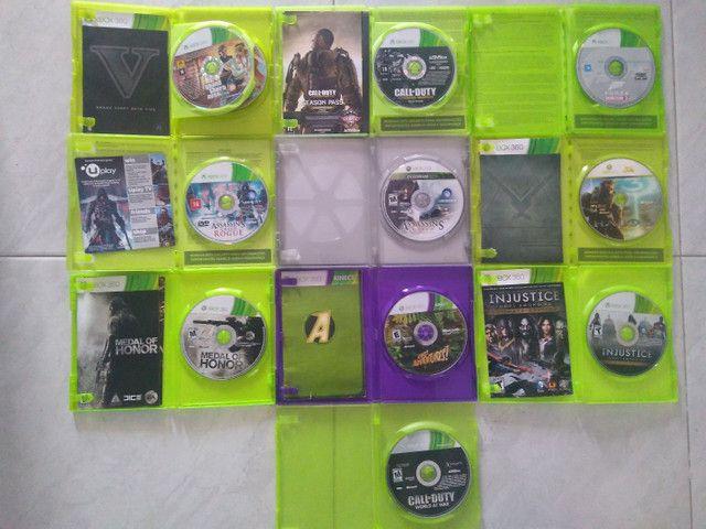 Jogos originais Xbox 360 - Foto 3
