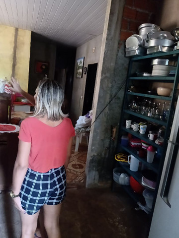 Vende se uma casa no bairro Brasil novo - Foto 8