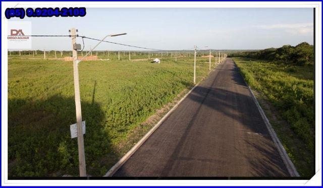 Lotes com construção liberada as margens da BR-116 Loteamento Boa Vista!! - Foto 7