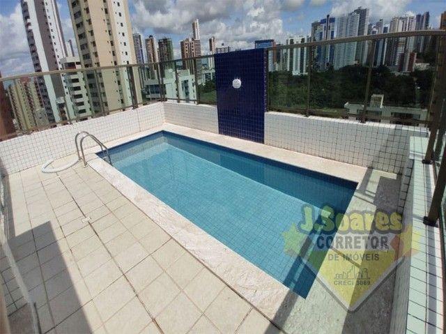 Tambaú, 3 quartos, 2 suítes, 100m², R$ 1.800, Aluguel, Apartamento, João Pessoa - Foto 16