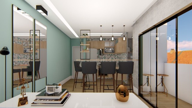 Apartamento 3/4 no Bairro Boa vista - Foto 4