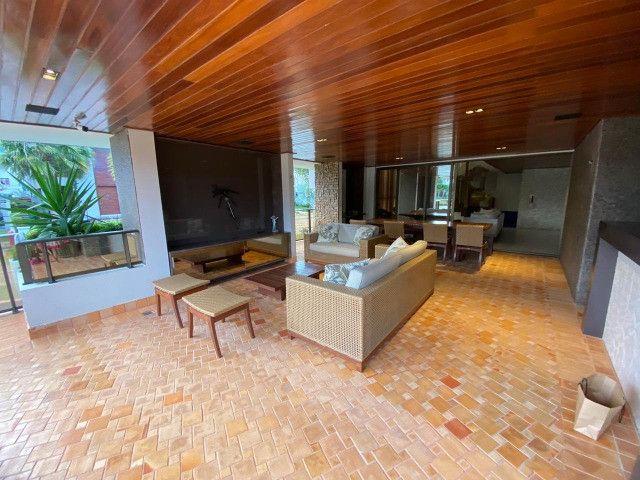 Casa belíssima a venda no Bosque das Gameleiras - 04 suítes - 538m - Luxo! - Foto 17