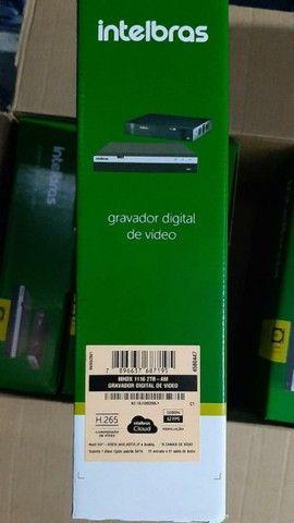 DVR Stand Alone Multi HD Intelbras MHDX-1016 16 Canais + HD 2TB - Foto 2