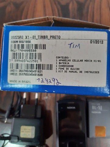 Celular Nokia e motorola - Foto 4