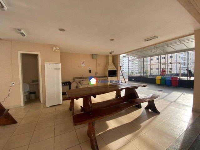 Apartamento com 2 dormitórios à venda, 58 m² por R$ 225.000,00 - Setor Negrão de Lima - Go - Foto 13