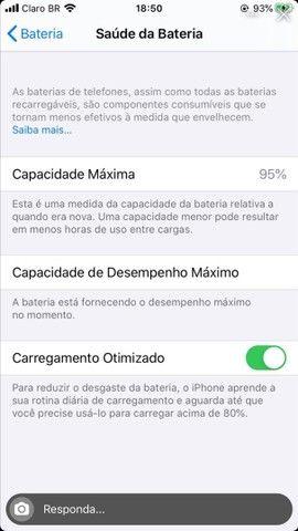 iPhone 6s cinza espacial  - Foto 6