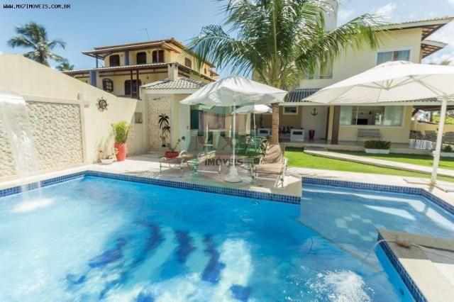 Casa em Condomínio para Venda em Camaçari, Barra do Jacuípe, 4 dormitórios, 4 suítes, 5 ba - Foto 2