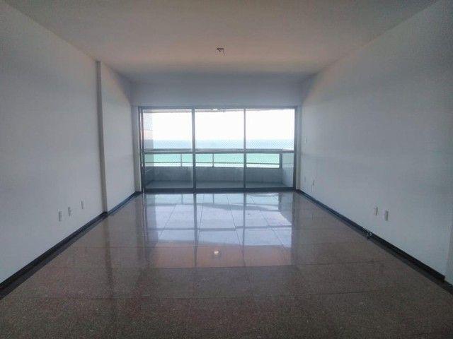 Apartamento com 4 quartos para alugar, 178 m² por R$ 10.564/mês - Boa Viagem - Recife/PE - Foto 3