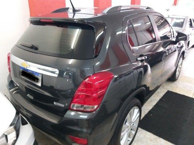 Tracker Premier Top  Nova troco e financio aceito carro ou moto maior ou menor valor - Foto 6