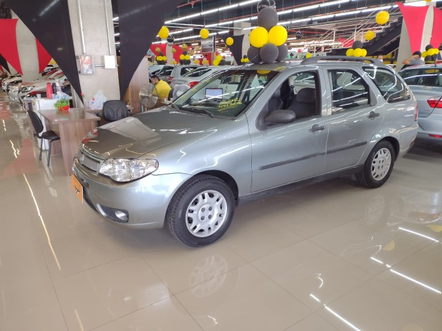 (7731) Fiat Palio Weekend 1.4 ELX 2007/2007 Completo