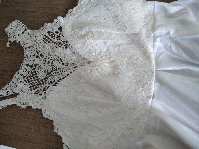 Vestido de noiva modelo princesa - Foto 2