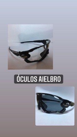 Óculos Ciclismo Sol e Transparente