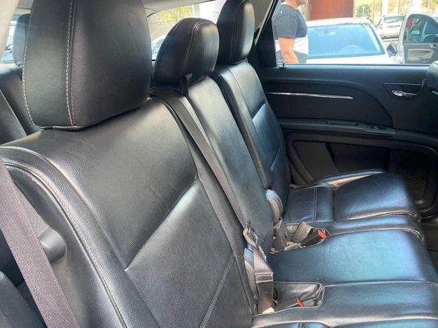 Dodge Journey stx 7L preta 2010  - Foto 8