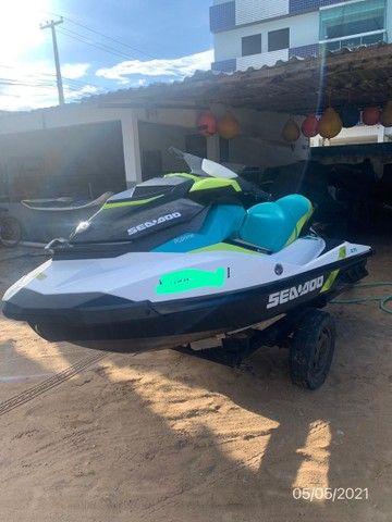 Jet Ski Sea Doo GTI 90 2018