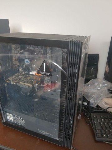 Desktop gamer top! Com nota e gaantia - Foto 2