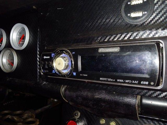 Rádio Pioneer deh9880 bt - Foto 2