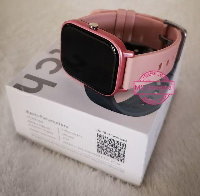 Smart Watch P8 Colmi Rosa - Foto 2