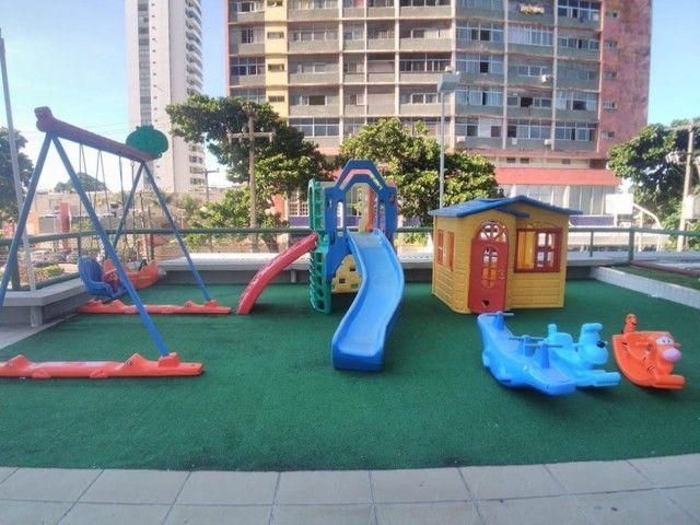 Apartamento com 4 quartos para alugar, 178 m² por R$ 10.564/mês - Boa Viagem - Recife/PE - Foto 17