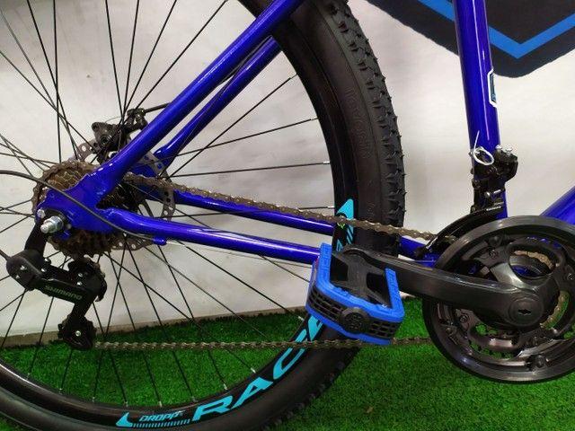 Bicicleta aro 29 freio disco - Foto 3