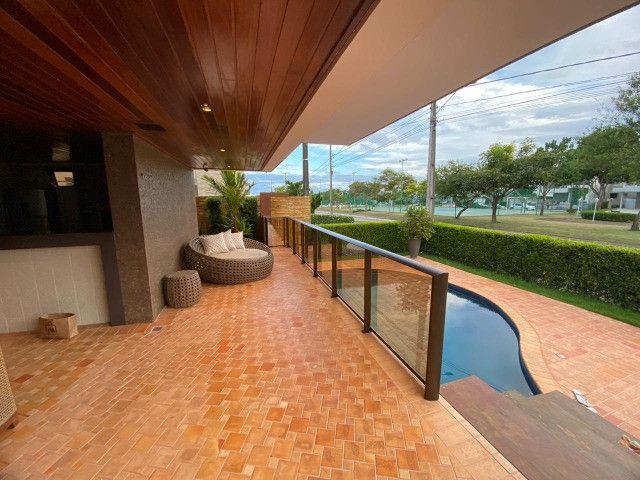 Casa belíssima a venda no Bosque das Gameleiras - 04 suítes - 538m - Luxo! - Foto 18