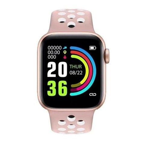 Smartwatch W5 -Rosa- Lacrado