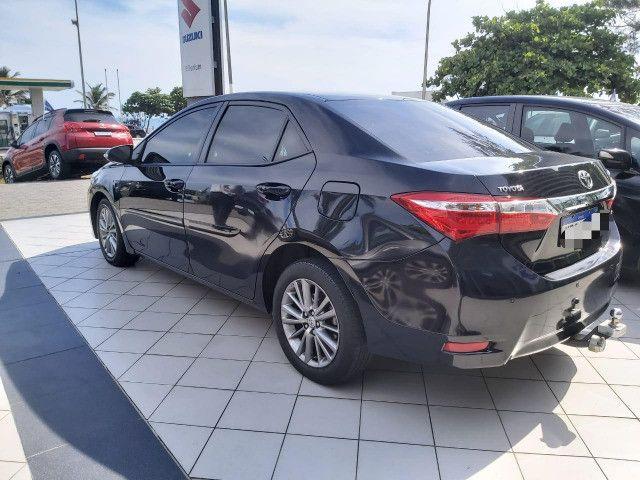 Corolla XEI 2017 (Blindado) - Foto 6