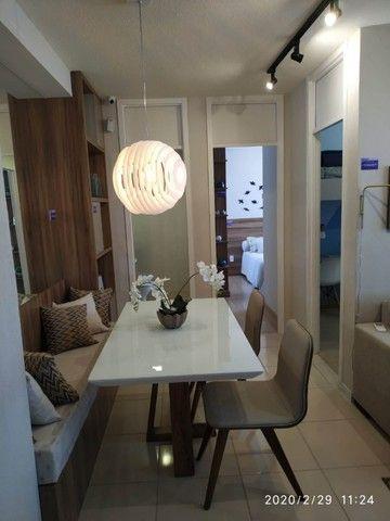 Apartamentos 2 quartos e lazer completo no Eusébio - Foto 10