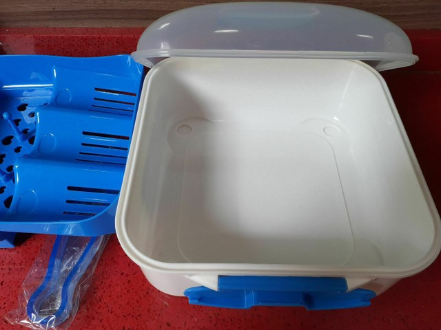 Esterelizador de Mamadeiras (Microondas) - Foto 5