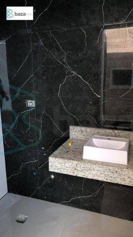 Casa com 3 dormitórios à venda, 148 m² por R$ 759.000,00 - Residencial Aquarela Das Artes  - Foto 9