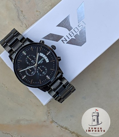 Relógio Nibosi 1985  - Foto 3