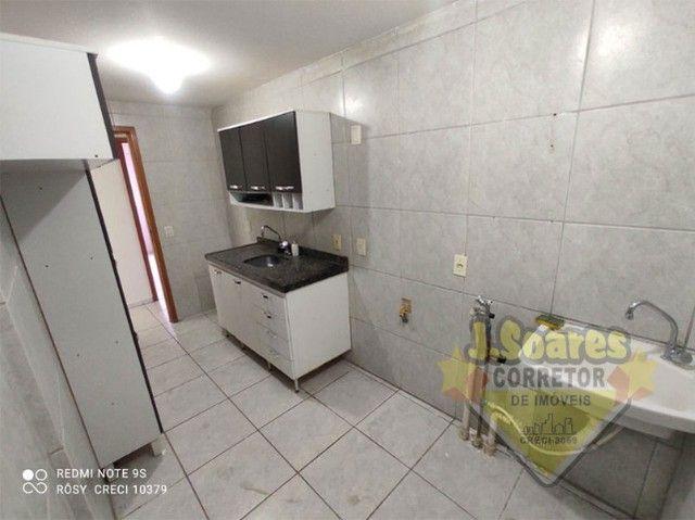 Tambaú, 3 quartos, 2 suítes, 100m², R$ 1.800, Aluguel, Apartamento, João Pessoa - Foto 12
