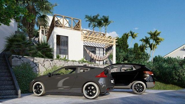 Casa 3 quartos frente para o Mar em condomínio excelente localização Angra dos Reis - Foto 19